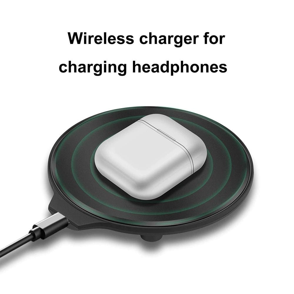 Bluetooth Wireless Charger For Apple AirPods 2 Pro Samsung Galaxy Buds Earphone Pic1