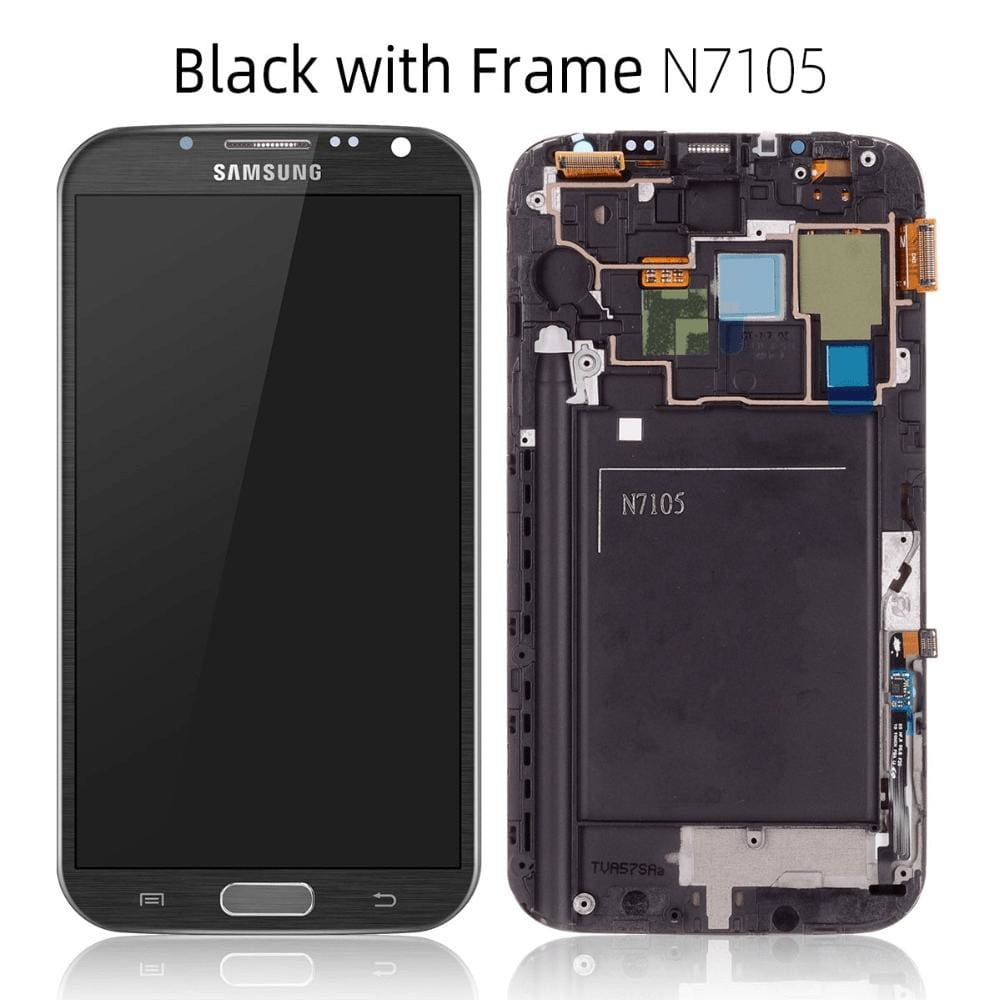 Samsung Galaxy Note 2 LCD Pic2