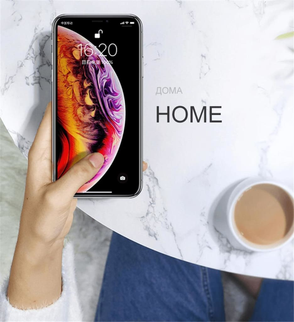 Qi Fast Wireless Charger 10W/7.5W QC 3.0 for iPhone 11 X XR XS Max Samsung Pic6