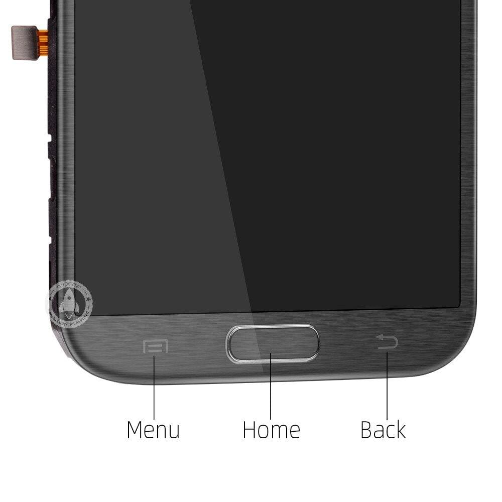 Samsung Galaxy Note 2 LCD Pic7