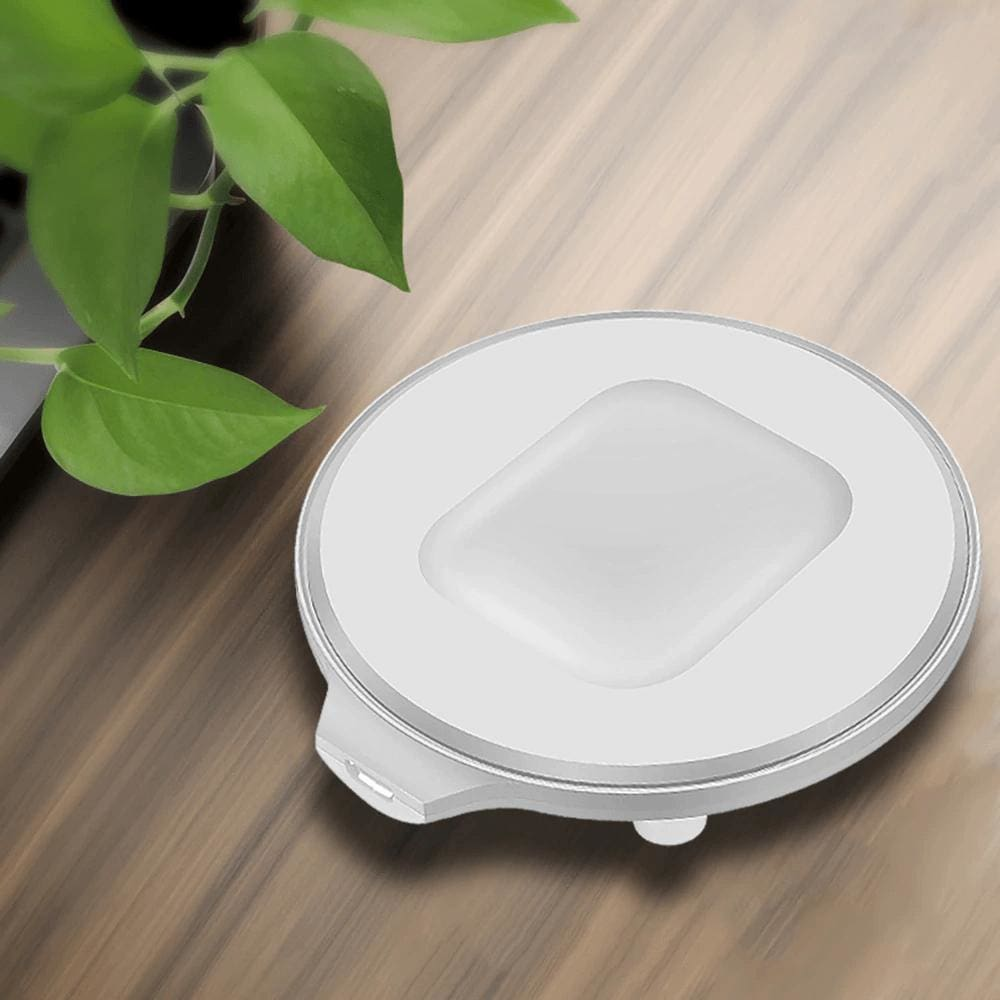 Bluetooth Wireless Charger For Apple AirPods 2 Pro Samsung Galaxy Buds Earphone Pic8