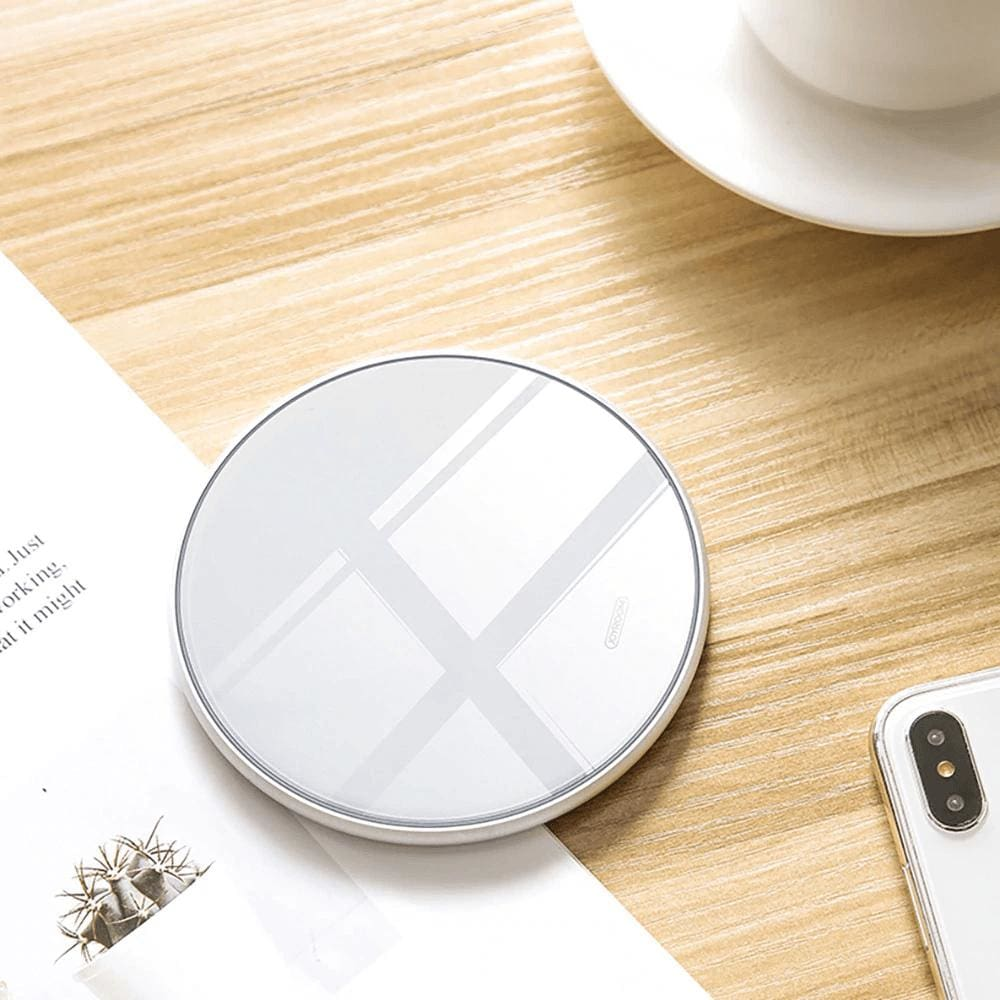 10W Qi Fast Wireless Charger For Samsung S10 S9 Note 10 iPhone 11 XS Max XR X 8 Pic8