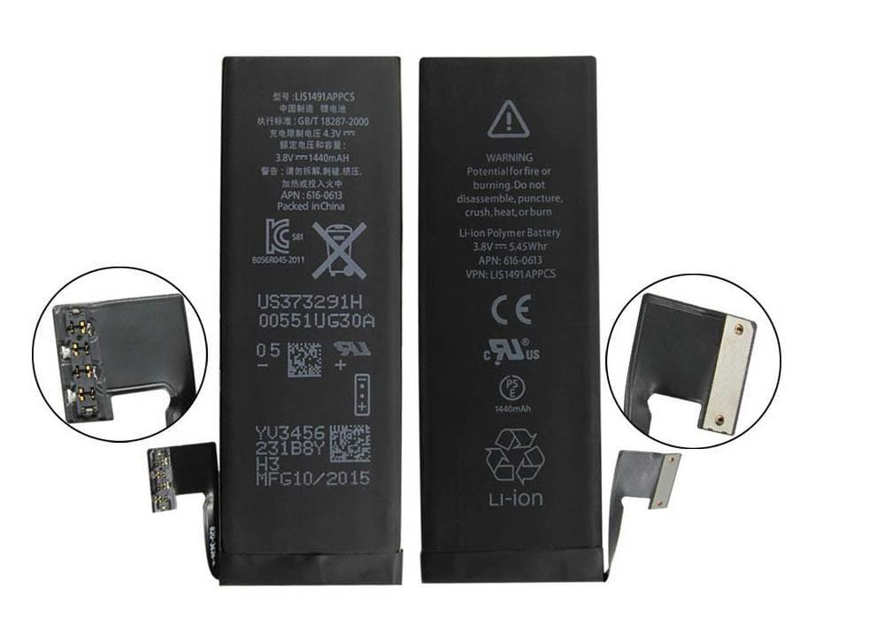 iPhone 5 Battery Pic4