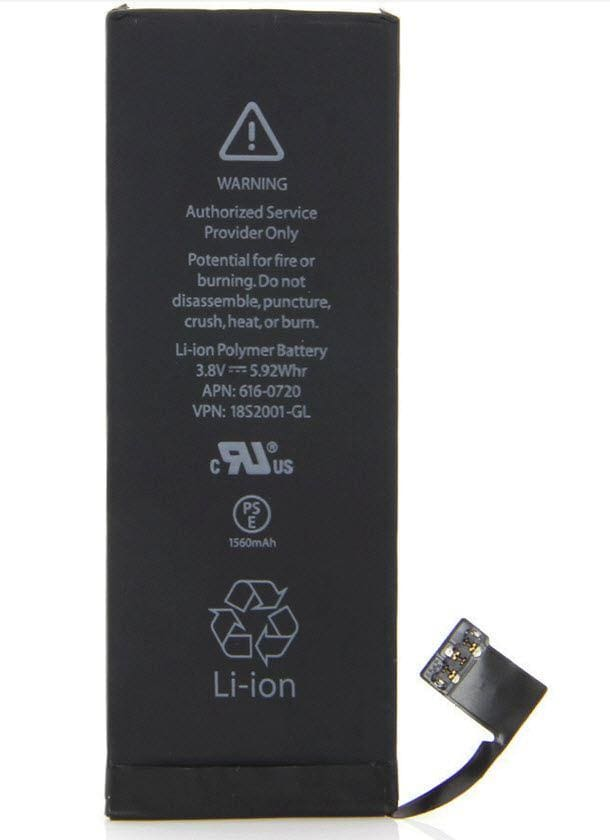 iPhone 5S Battery Pic1