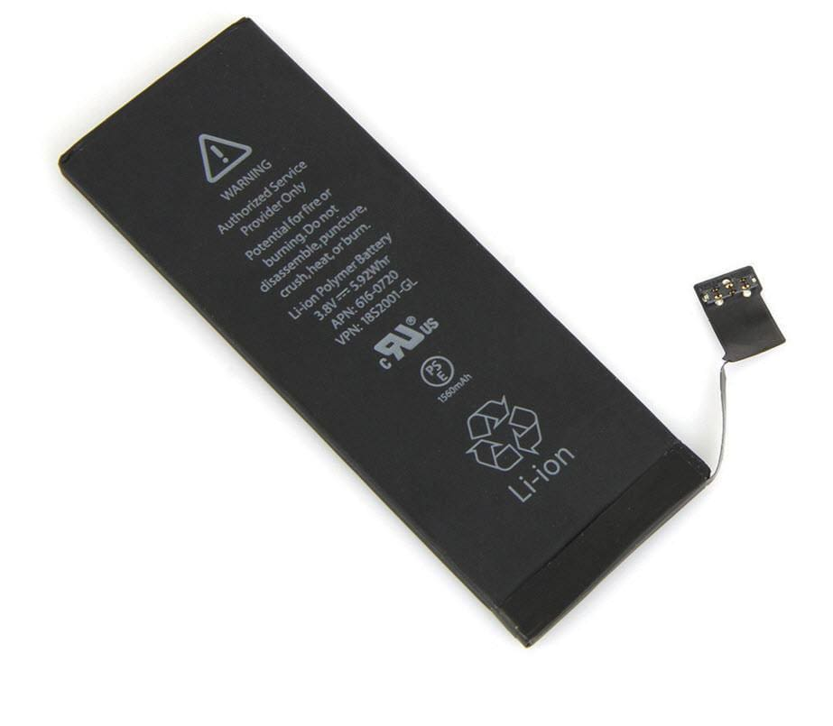 iPhone 5S Battery Pic3