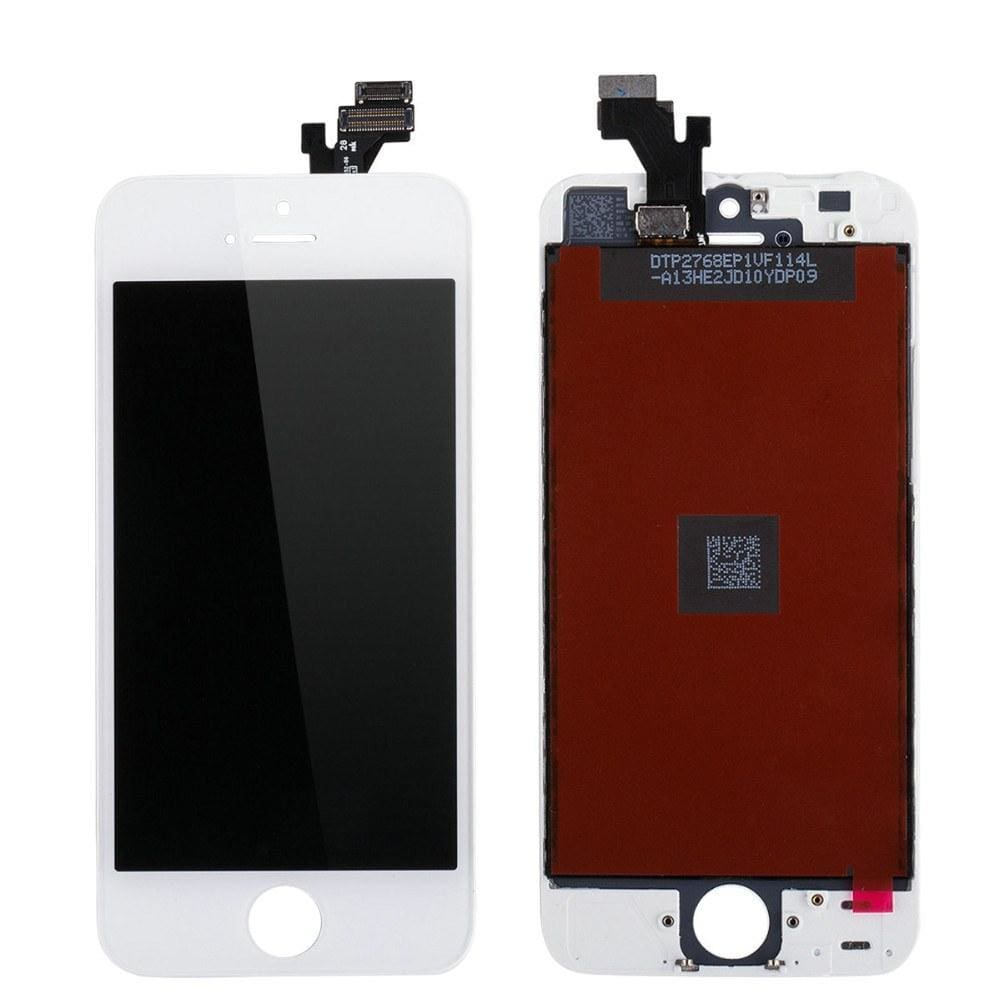 iPhone 5 A1428 A1429 A1442 White LCD Pic1