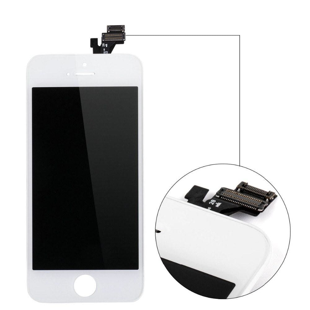 iPhone 5 A1428 A1429 A1442 White LCD Pic3