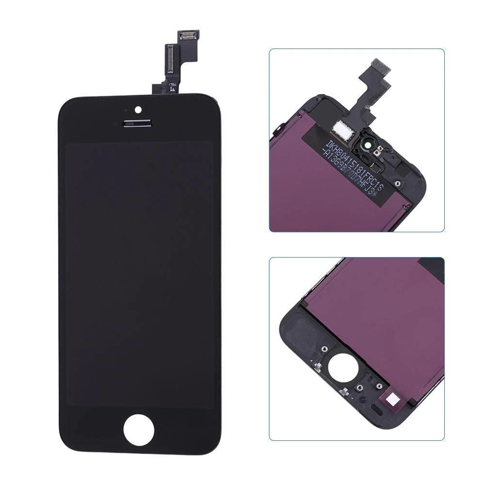 iPhone 5S LCD Black Pic1