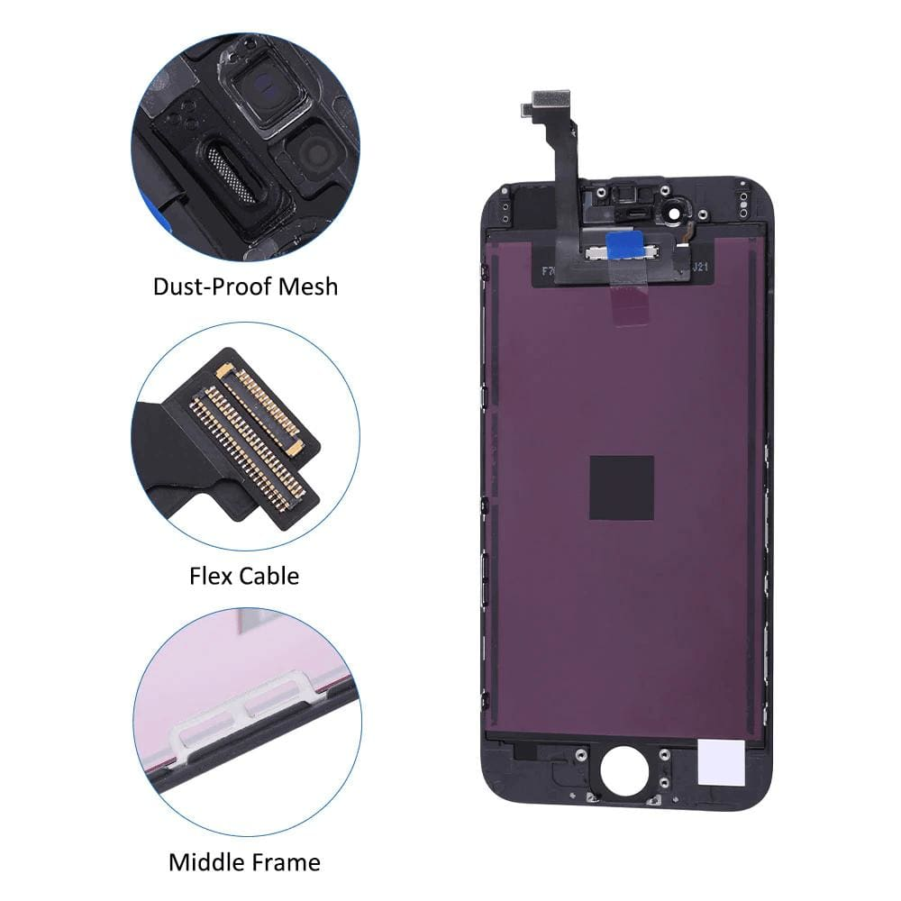 iPhone 6 LCD Black Pic2