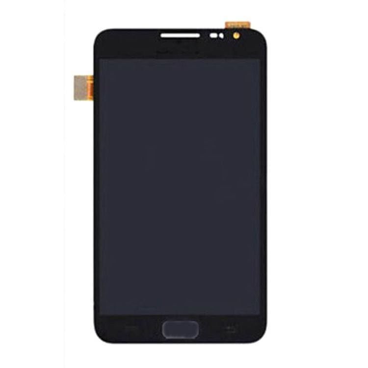 Samsung Galaxy Note 1 LCD with Frame Black Pic2