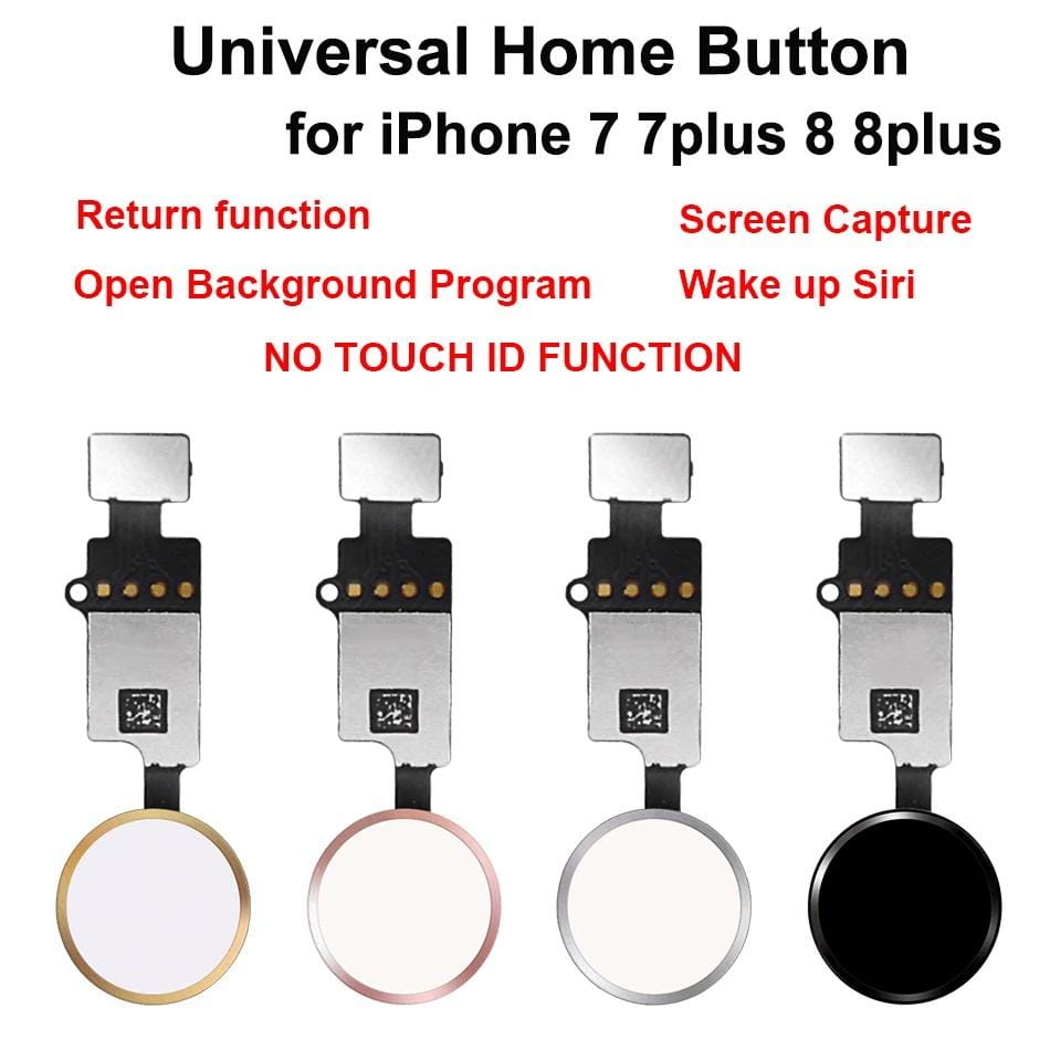 Universal Home Button for iPhone 7 7 Plus 8 8 Plus Pic0