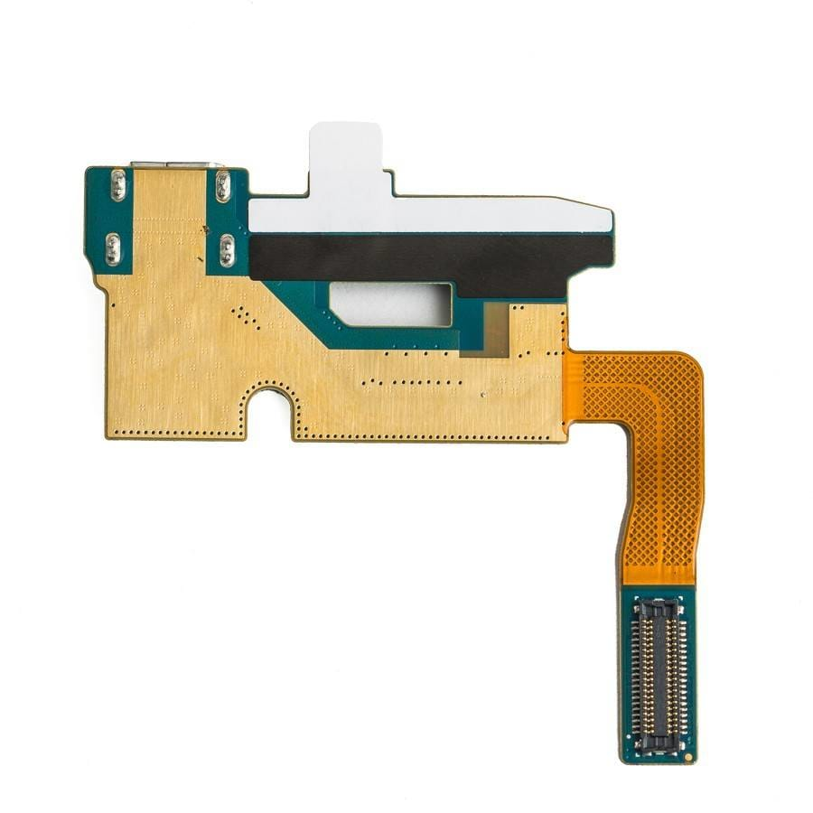 Charging port flex cable and microphone for Samsung Galaxy Note 2 II SGH-T889 Pic2