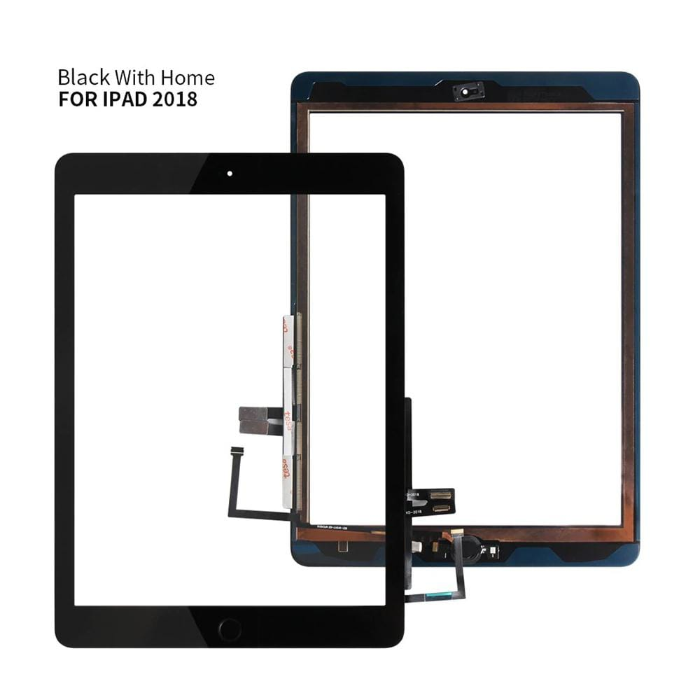 Touch Screen Digitizer for iPad 6th Generation (2018) A1893 A1954 Black / White Pic3