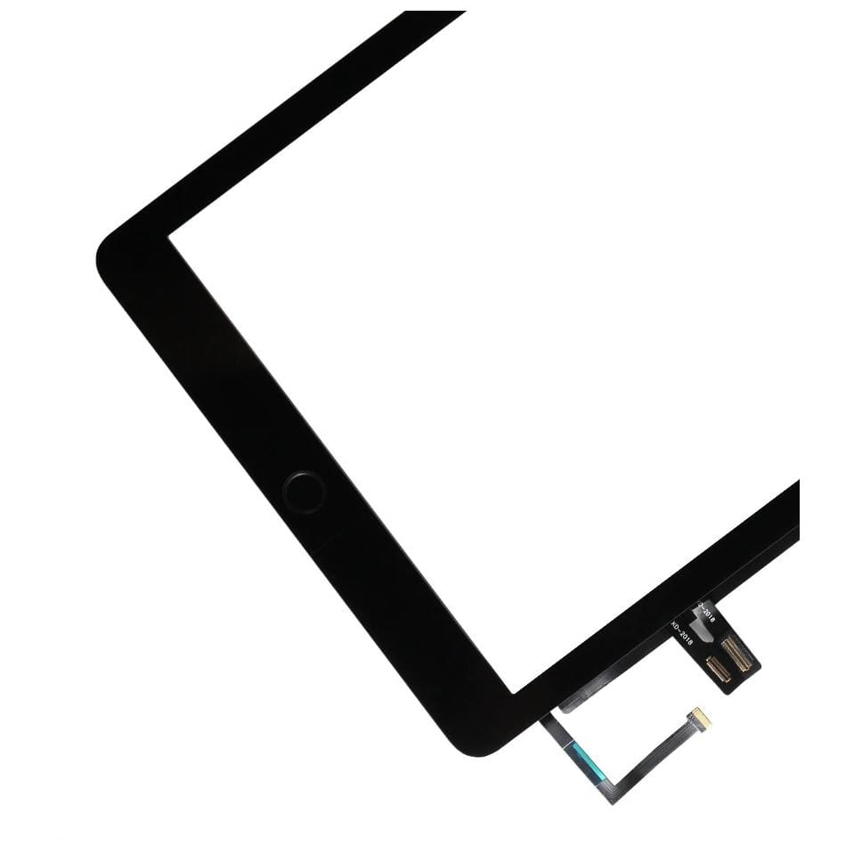 Touch Screen Digitizer for iPad 6th Generation (2018) A1893 A1954 Black / White Pic4