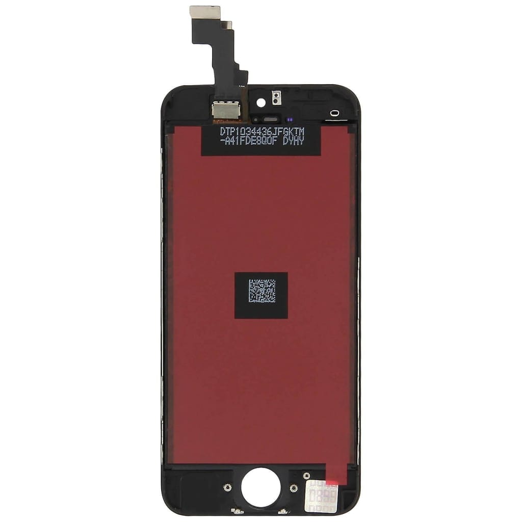 New Touch Screen LCD Digitizer Replacement Assembly for iPhone 5C - Black Pic3