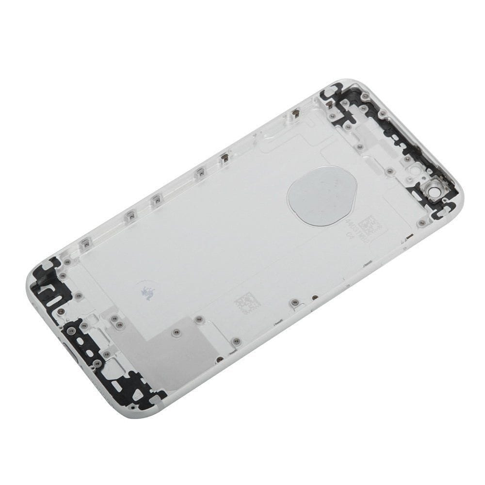 Silver Back Housing Mid Frame Assembly Replacement iPhone 6 A1549 A1586 A1589 Pic5