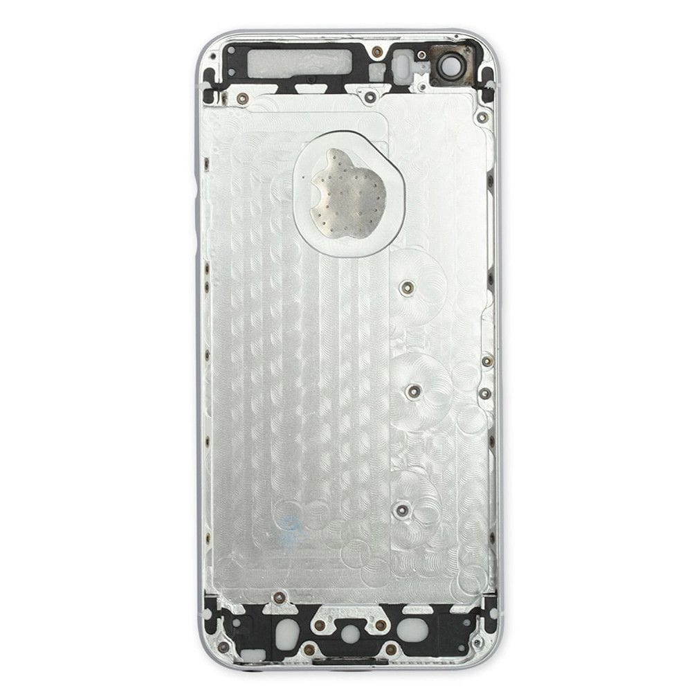 Silver Back Housing Mid Frame Assembly for iPhone 6 Plus A1522 A1524 A1593 Pic1