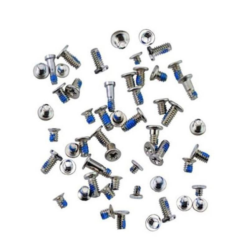Screw set replacement with 2 White Pentalobe Screws iPhone 6 A1549 A1586 A1589 Pic0