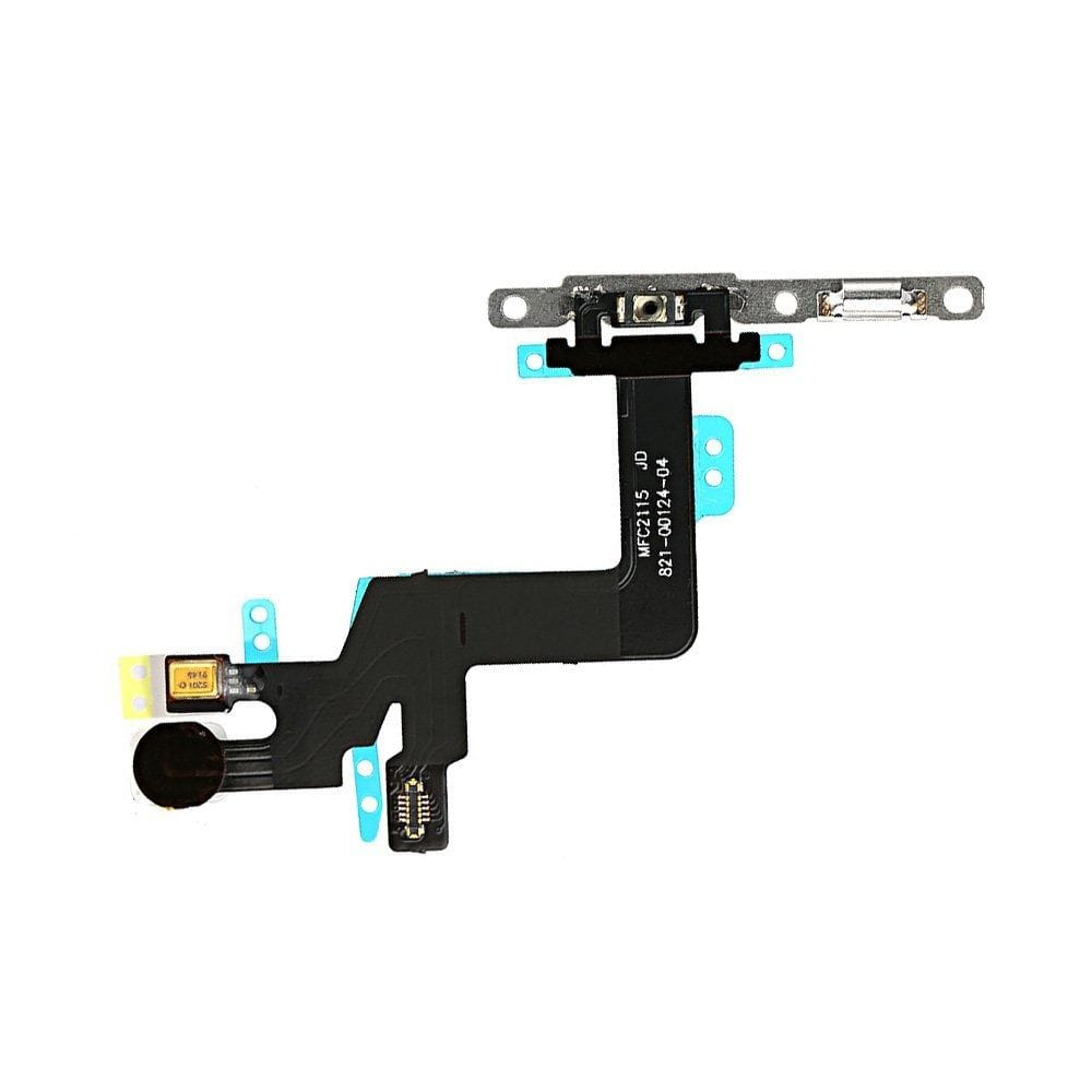 Volume Control Mute Button Flex Cable for iPhone 6S Plus A1634 A1687 A1699 Pic2