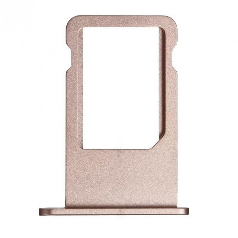 Rose Gold SIM Card Tray Holder with Eject Tool iPhone 6S Plus A1634 A1687 A1699 Pic2