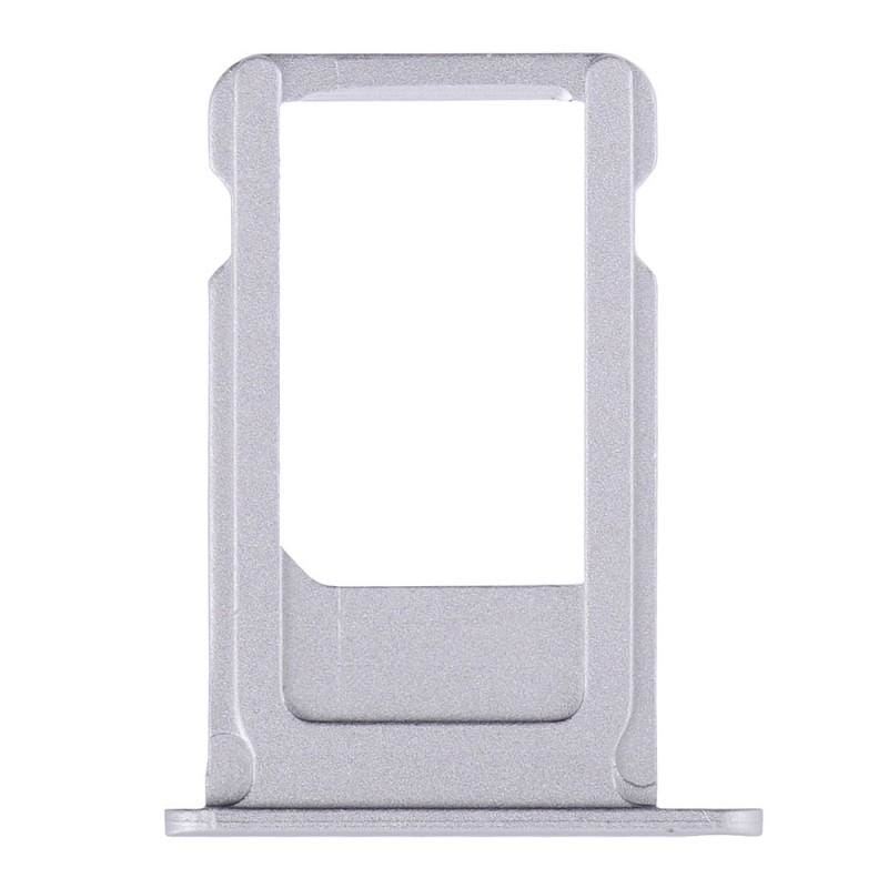 Silver SIM Card Tray Holder with Eject Tool for iPhone 6S A1633 A1688 A1700 Pic1
