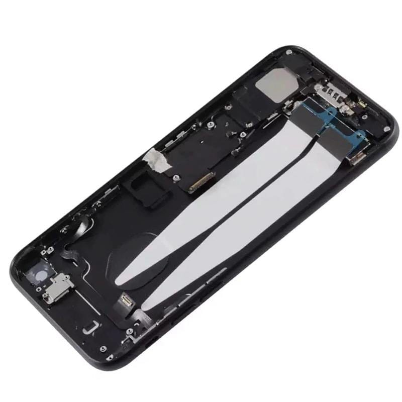 Back Housing Mid Frame Assembly With Parts for iPhone 7 Plus A1661 A1784 A1785 Pic2