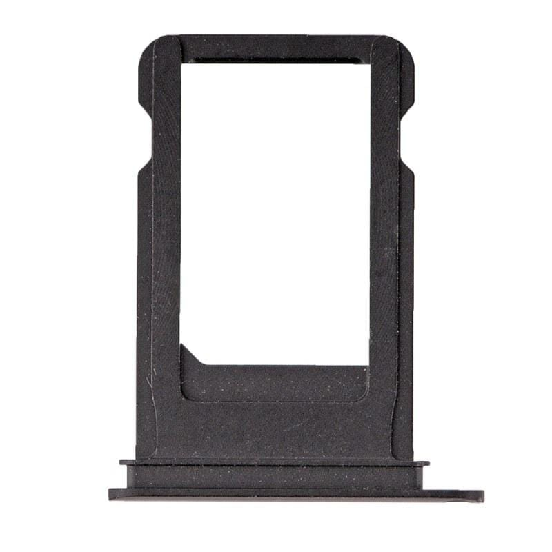 Black SIM Card Tray Holder with Eject Tool for iPhone 7 A1660 A1778 A1779 Pic1