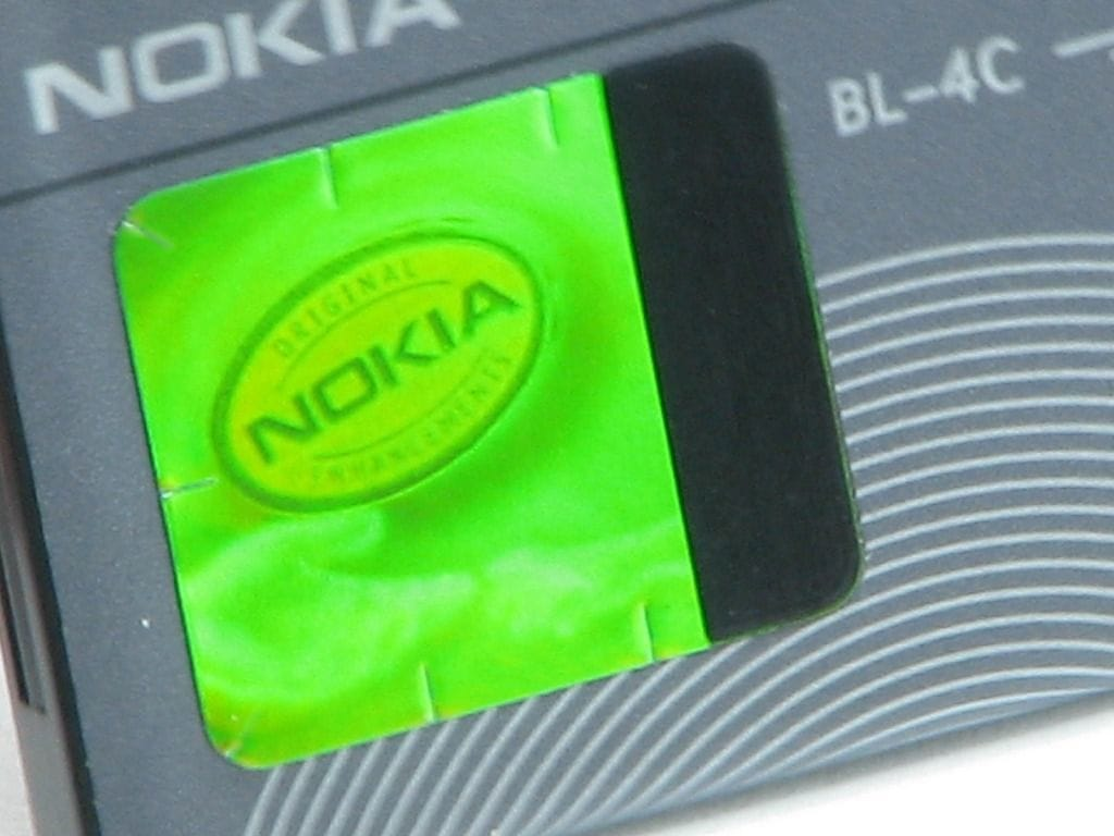 Original Nokia BL-4C Battery 890 mAh for 3500 6136 6170 6260 6300 6301 7200 7270 Pic3
