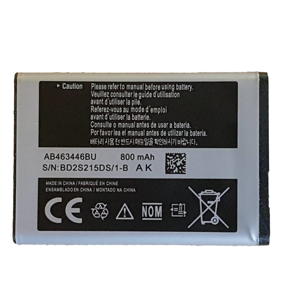 Original Samsung Battery AB463446BU 800 mAh Pic1