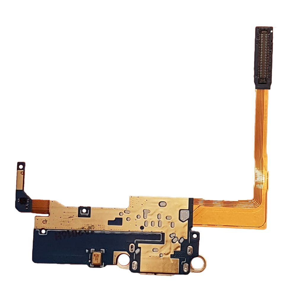 Charging port flex cable and microphone for Samsung Galaxy Note 3 N900 N9000 Pic2