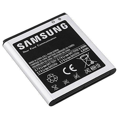 Original Samsung Galaxy SII S2 Battery EB-L1D71BA 1850 mAh for SGH-T989 SGH-I727 Pic1