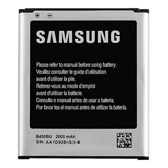 Original Samsung Galaxy S3 Mini battery B450BU 2000 mAh for G730A G730V G730W8 Pic0