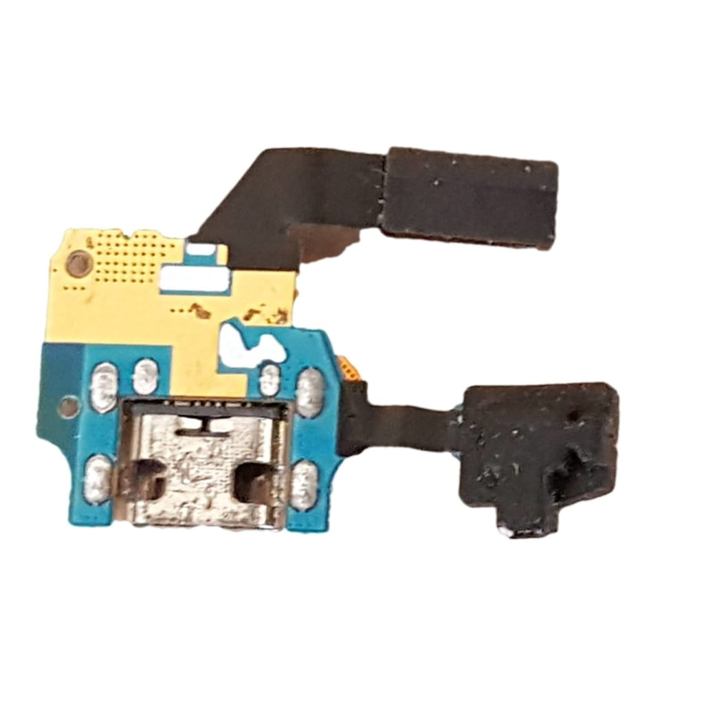 Charging port flex cable with microphone for Samsung Galaxy S4 Mini SCH-R890 Pic1