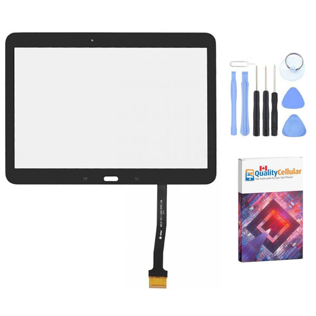 Black Touch Screen Digitizer for Samsung Galaxy Tab 4 10.1 SM-T530 T531 T535 Main