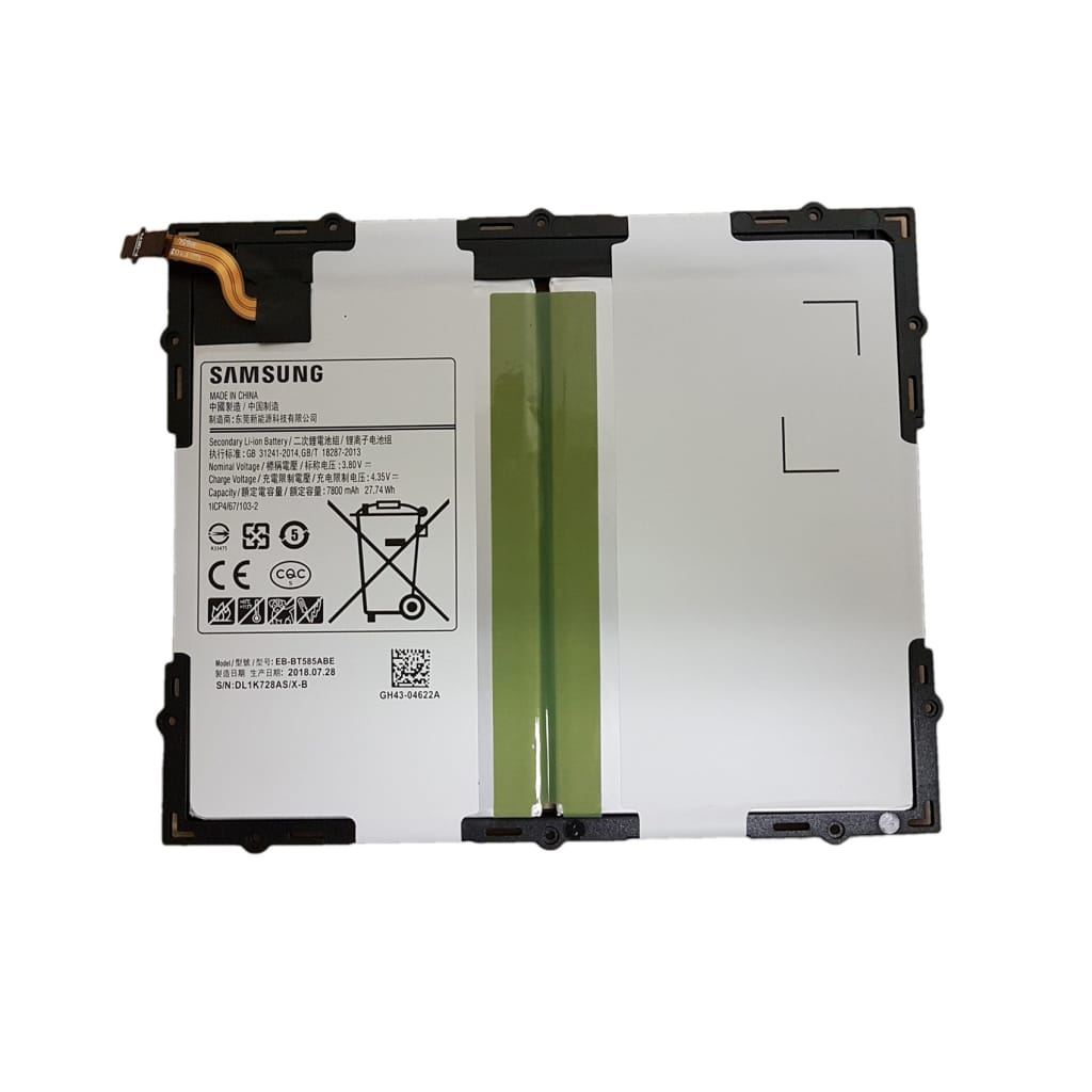 Original Samsung Galaxy Tab A 10.1 battery EB-BT585ABE 7800 mAh for SM-T580 T585 Pic1