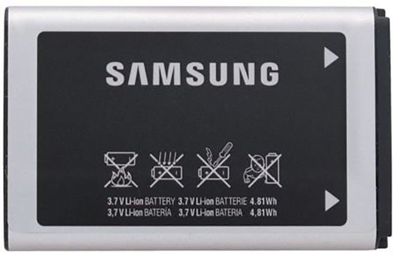 Original Samsung Battery AB663450BA 1300 mAh for Rugby 2 II A847, 3 III A997 Pic0