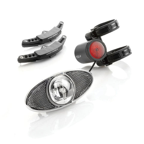 SL621 Front Light For Basket - BIKELIGHT.CA