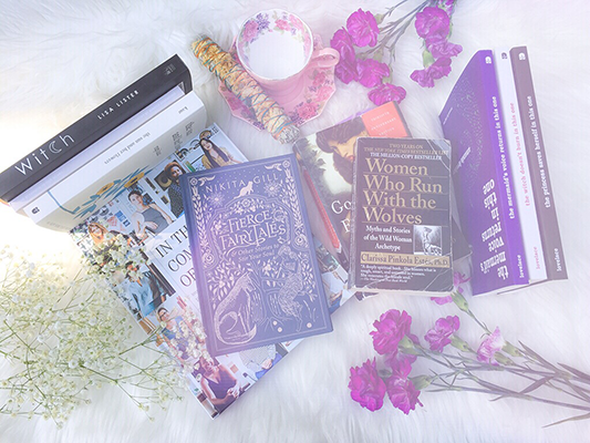 10 Books To Inspire Your Feminine Spirit