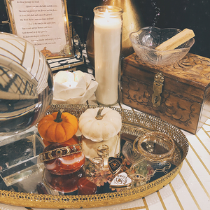 The Witch's Halloween: 7 Rituals To Celebrate Samhain