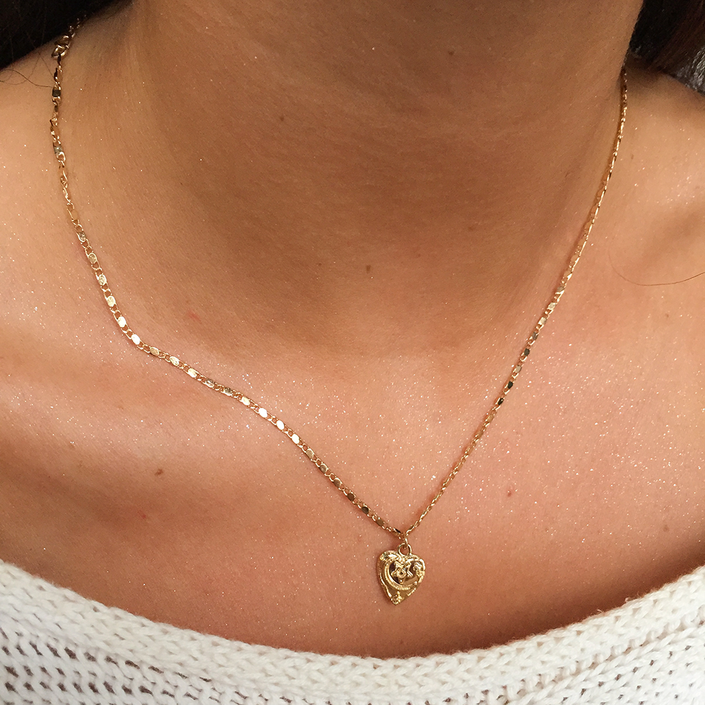Dainty Diana Necklace
