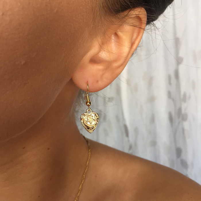 Diana Earrings