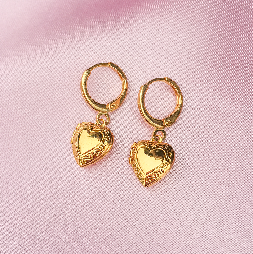 Love Swept Earrings