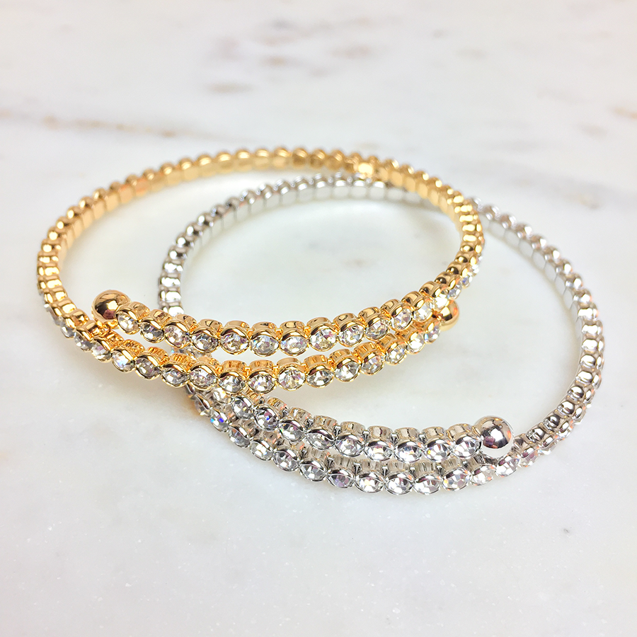 Diamond Orbits Bracelet