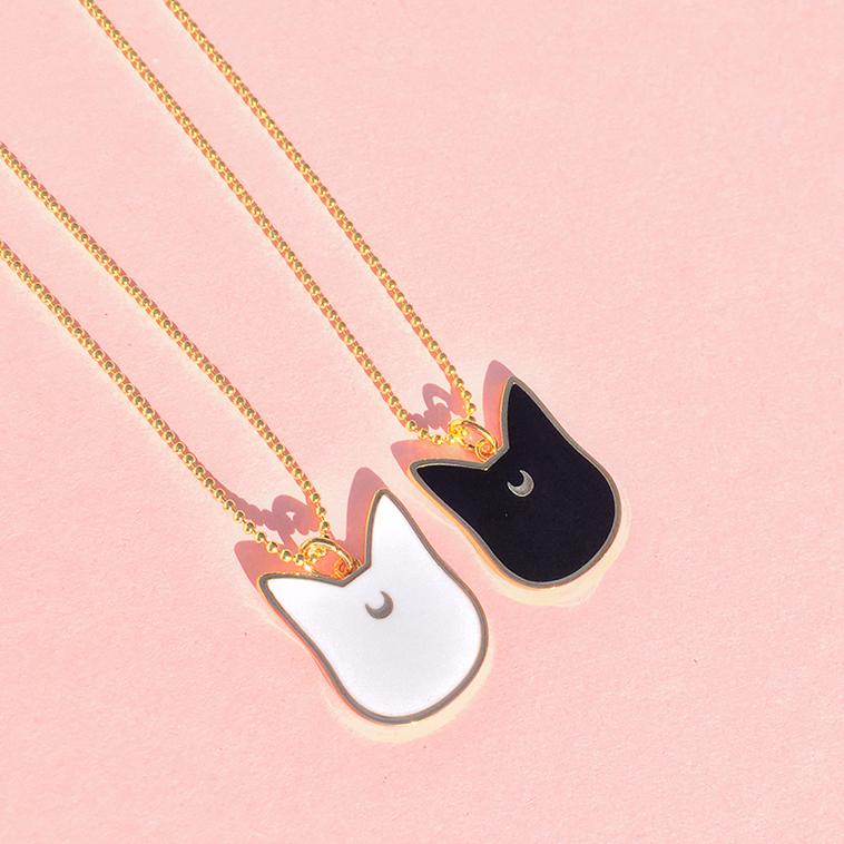 Luna & Artemis Necklace