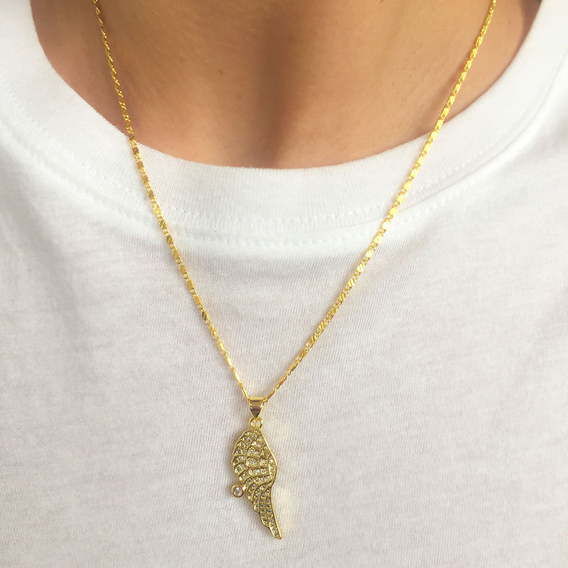 Phoenix Wing Necklace