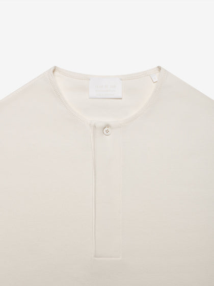FEAROFGODZegna Cotton Henley T-Shirt - Fear of God