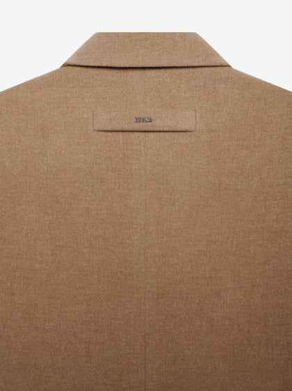 FEAROFGODZegna Wool Double Breasted Coat - Fear of God