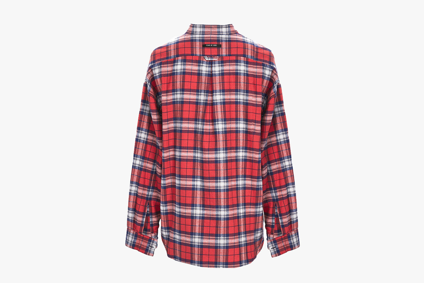 Plaid Pullover Henley - Plaid Pullover Henley