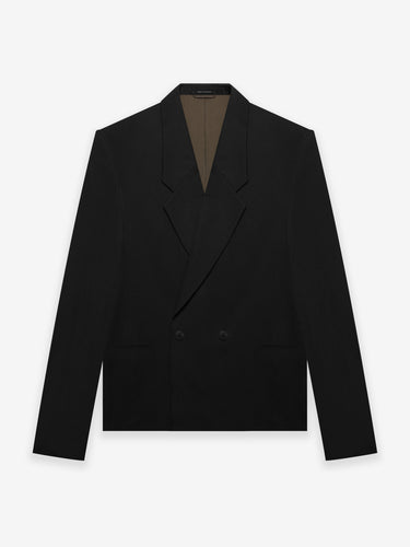 FEAROFGODZegna Wool Double Breasted Jacket