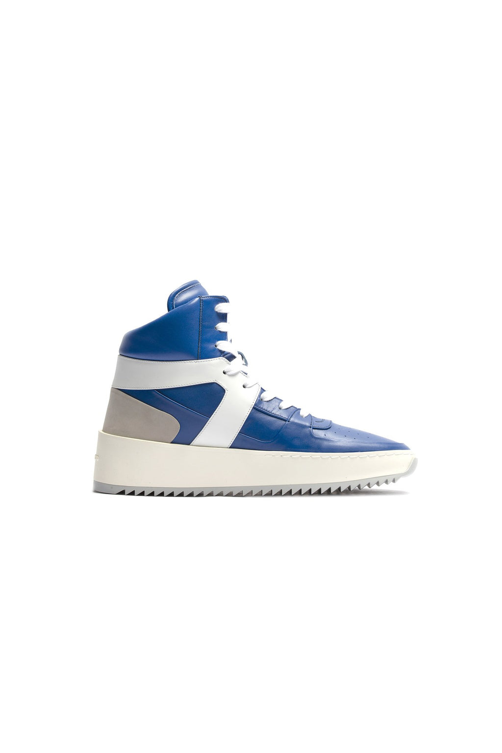 Kentucky Blue / White Basketball Sneaker